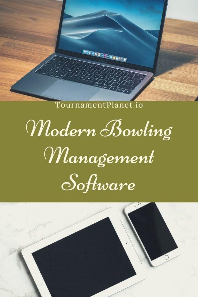 Modern Bowling Management Software
